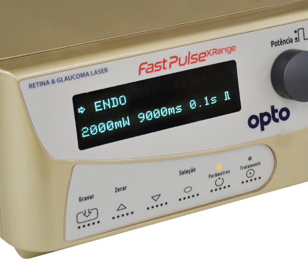 OPTO Divisão Médica - Fast Pulse XRange